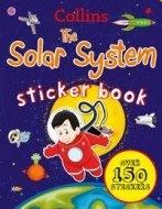 Collins Solar System. Sticker Book