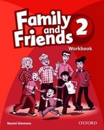 Family and Friends 2. Workbook