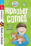 Read with Oxf: Stages 1-3. Biff, Chip and Kipper: Alphabet Games Flashcards