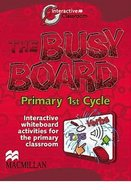 CD-ROM. Busy Board Level 1 Interactive Whiteboard CD-ROM