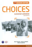 Choices Russia Elementary Workbook + Audio CD