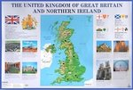 Великобритания. The United Kingdom of Great Britain. Наглядное пособие